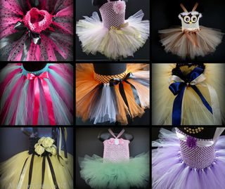 Mayhem Custom Tutu