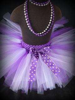 Purple Pizzaz Tutu