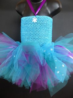 Mayhem Aqua Fairy tutu dress