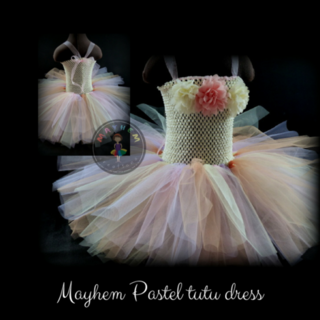 Mayhem Pastel Tutu Dress