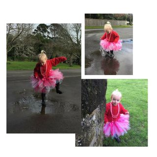 Staging a Magnificent Winter Tutu Photo Shoot
