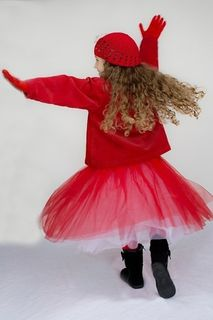 What to Do with a Red Tutu?