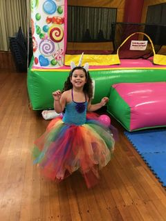 Mayhem Rainbow tutu