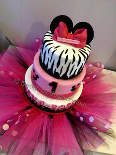 Mayhem Creations Cake tutu