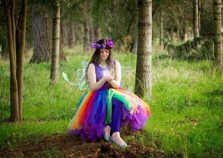 Mayhem Creations Adult Rainbow Tutu