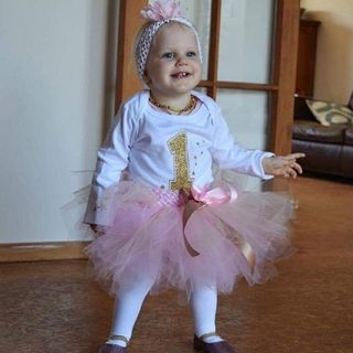Mayhem Creations Ballerina Rose tutu skirt