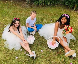 Mayhem Flower girls tutus