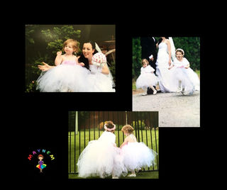 Mayhem Creations Flower Girls