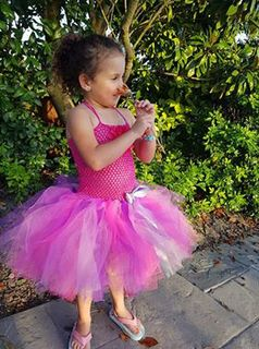 Mayhem Pink Tutu Dress