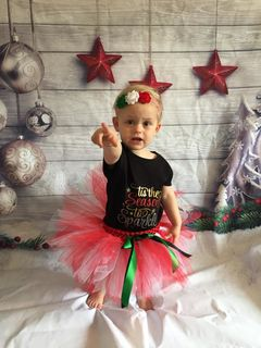 Mayhem Xmas tutu skirt