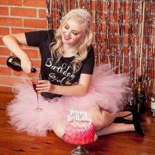 Smash the cake Adult tutu