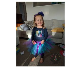 Mayhem Waterfall Fairy tutu