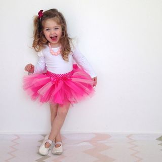 Mayhem Candy cane tutu skirt
