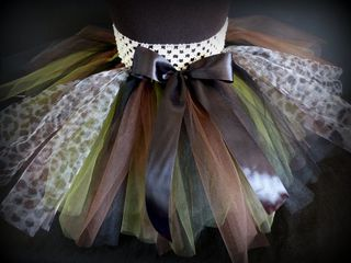 Mayhem Creations Camo Tutu Skirt