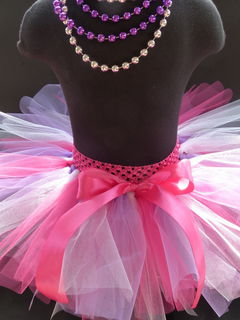 Mayhem Creations Candy Cane Tutu Skirt