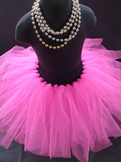 Mayhem Creations Pink Tutu Skirt