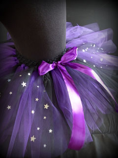 Mayhem Creations Purpilicious Tutu
