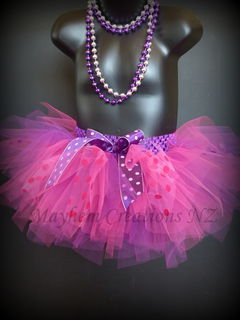 Mayhem Creations Custom Tutu Skirt