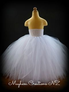 Mayhem Creations Princess Long Tutu Skirt