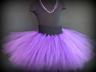 Mayhem Creations Purple Tutu Skirt