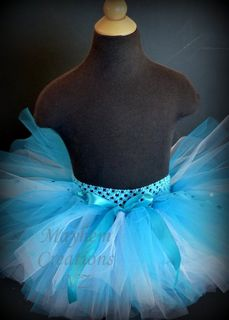 Mayhem Creations Blue Stars tutu skirt