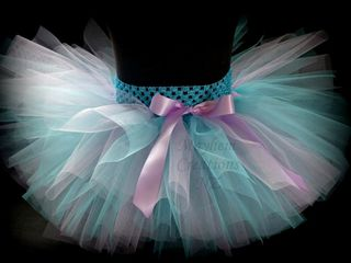 Mayhem Creations Custom Pastel Tutu Skirt