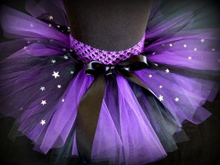 Mayhem Purplicious Tutu