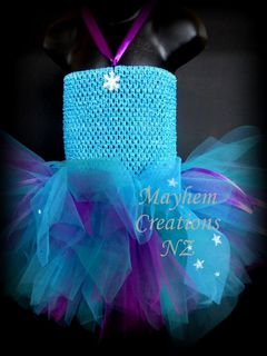 Mayhem Aqua Fairy Dress