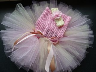 Mayhem Creations Ballerina Rose tutu dress