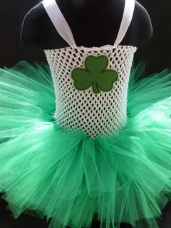 Mayhem Creations St Paddys Day Tutu
