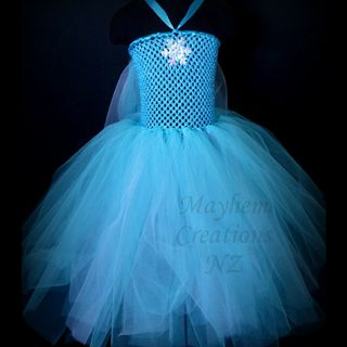 Mayhem Creations Princess E tutu dress