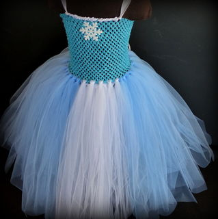 Mayhem Aqua Princess tutu dress