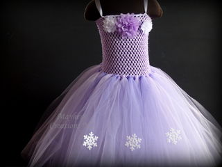Mayhem Creations Lavender princess tutu
