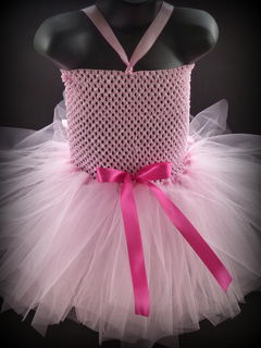 Mayhem Creations Pink tutu dress