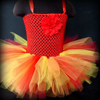 Mayhem Creations Tutti Fruity dress