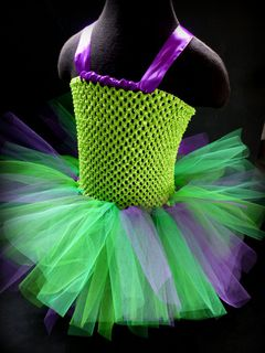 Mayhem Creations Fairy tutu dress