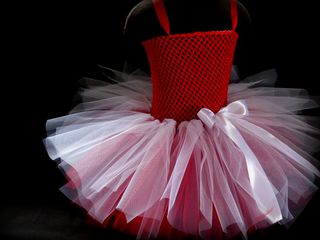 Mayhem Creations Custom Xmas tutu dress