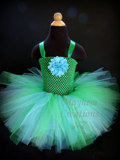 Mayhem Custom Tutu Dress