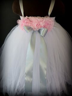 Mayhem Creations Flower Girl tutu