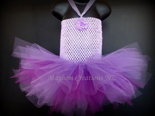 Mayhem Lavender Tutu Dress