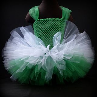 Mayhem St Patricks Day tutu dress