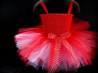 Mayhem Xmas Tutu Dress