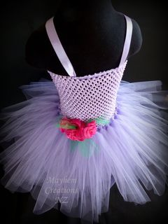 Mayhem Creations Custom Tutu Dress