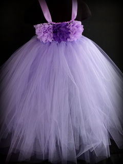 Mayhem Princess Tutu Dress Lavender