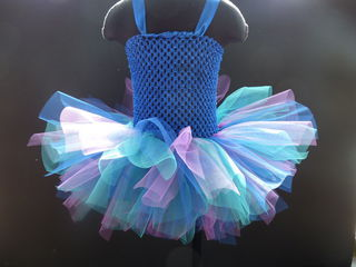 Mayhem Creations Blue Tutu