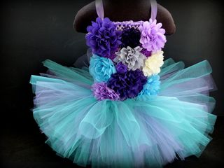 Mayhem Creations Custom made special tutu dress
