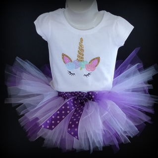 Mayhem Unicorn tutu outifit