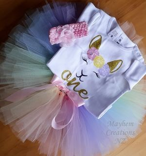Lama Birthday tutu set
