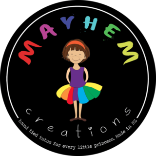 Mayhem Tutu Dress Voucher