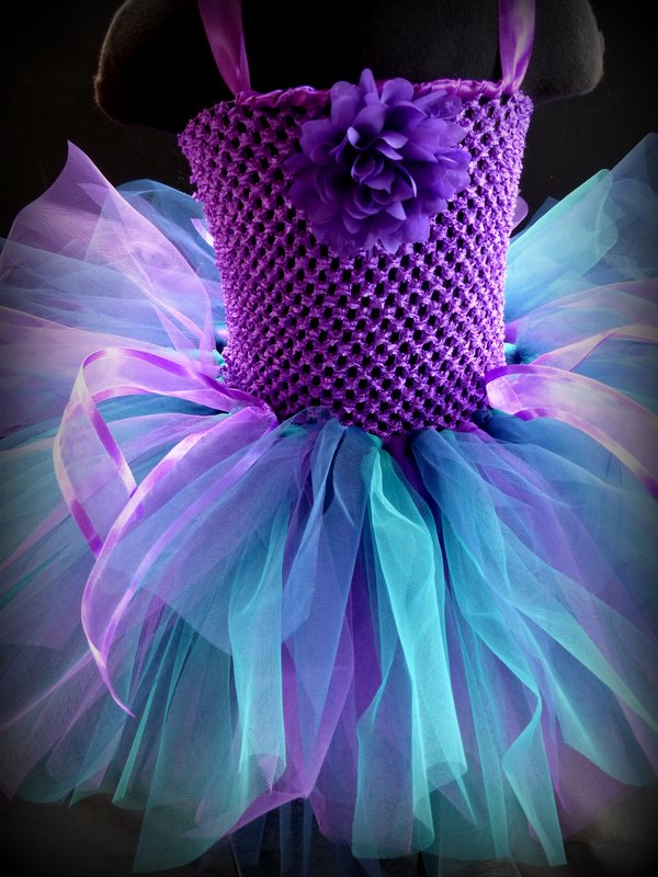 Waterfall Fairy Tutu Dress